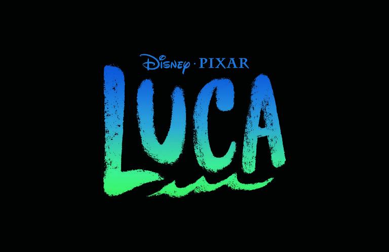 Imagens do filme Luca da Pixar