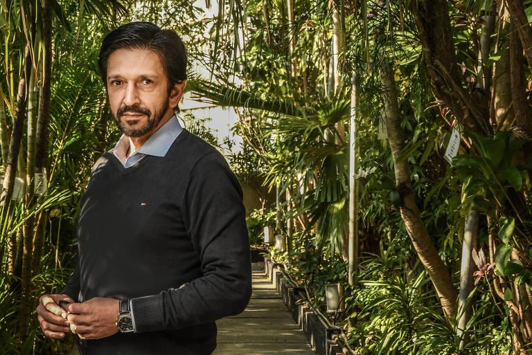 'Quero fazer uma gestão que vai cuidar dos mais necessitados', diz Ricardo Nunes