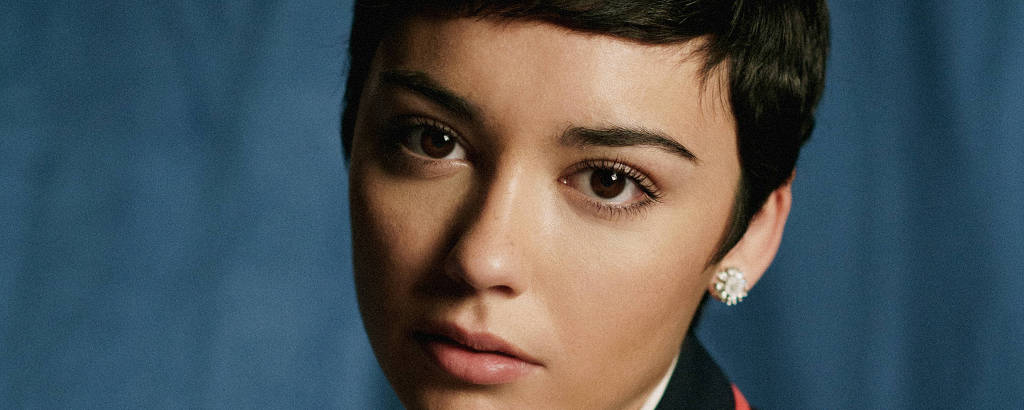 Carla Díaz em 'Elite'
