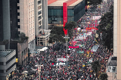 Oposição volta às ruas contra Bolsonaro com atos em mais cidades e reforçada por novos apoios