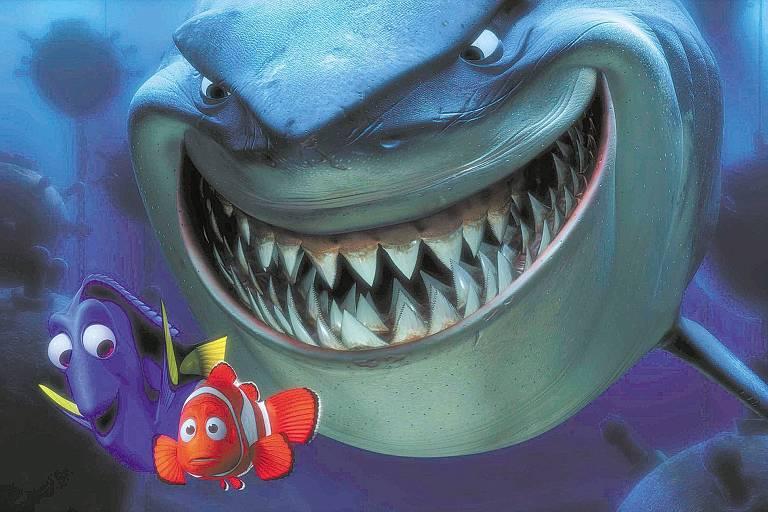 'Procurando Nemo', um dos maiores sucessos submarinos da Pixar