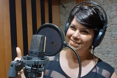 Cantora gospel Cristiane Ferr