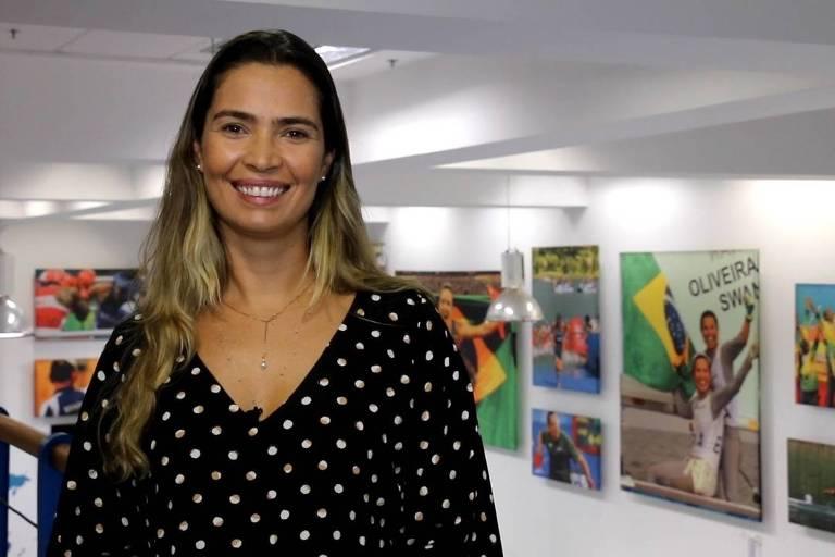 COB cria área inédita voltada ao esporte feminino sob comando de Isabel Swan