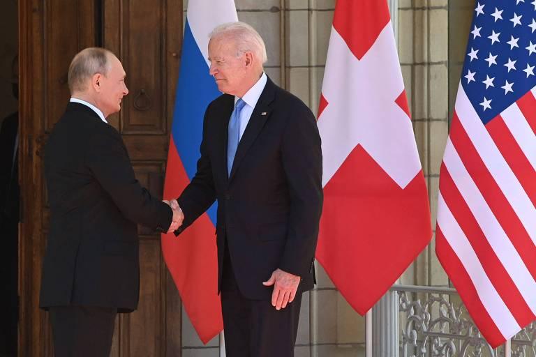Biden e Putin levam de Genebra os resultados modestos que esperavam