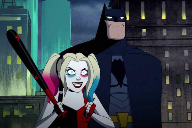 Cena de sexo oral entre Batman e Mulher-Gato é cortada de animação