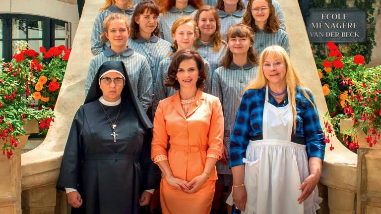 Veja fotos de 'A Boa Esposa', comédia francesa com Juliette Binoche