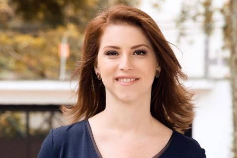 Juliana Rosa, que deixou a GloboNews