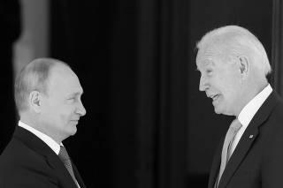 Cumbre Estados Unidos - Rusia en Ginebra