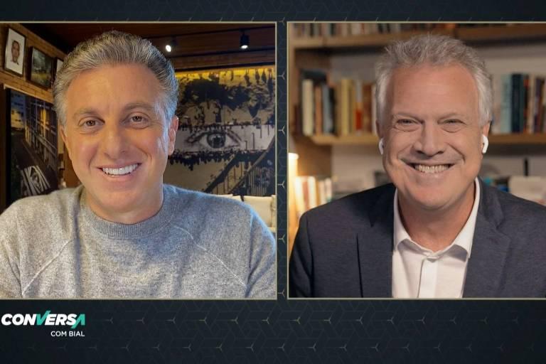 Confirmação de Huck aos domingos causa alívio nos bastidores da Globo