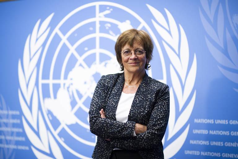 Isabelle Durant, secretária-geral interina da Conferência sobre Comércio e Desenvolvimento da ONU e ex-vice primeira-ministra da Bélgica