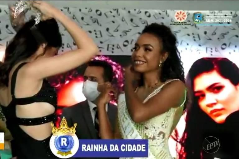 Polícia indicia mulher acusada de racismo contra miss em concurso de beleza