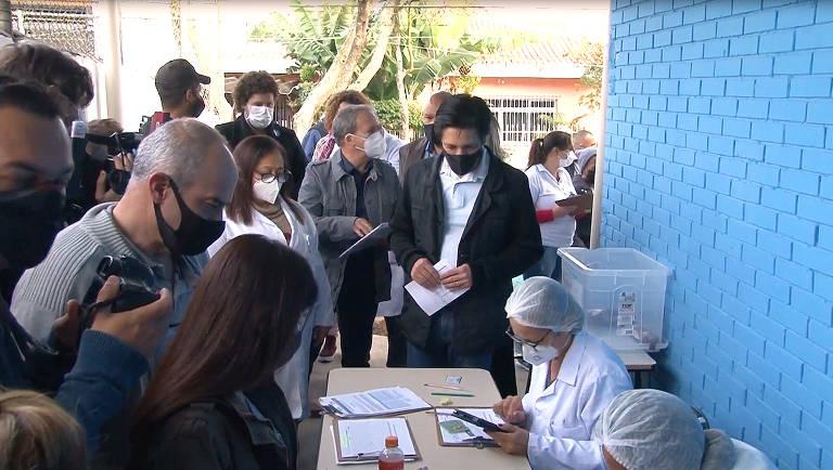 Novo prefeito de SP promete fim de cultura de fiscais 'ferrando' com comerciantes