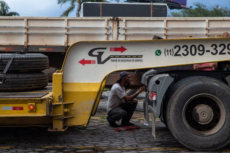 Entidade de caminhoneiros marca nova greve para 25 de julho