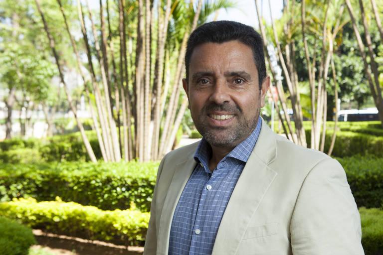 Dirceu Ferreira Júnior, líder de Inovação Aberta para a América Latina da Bayer