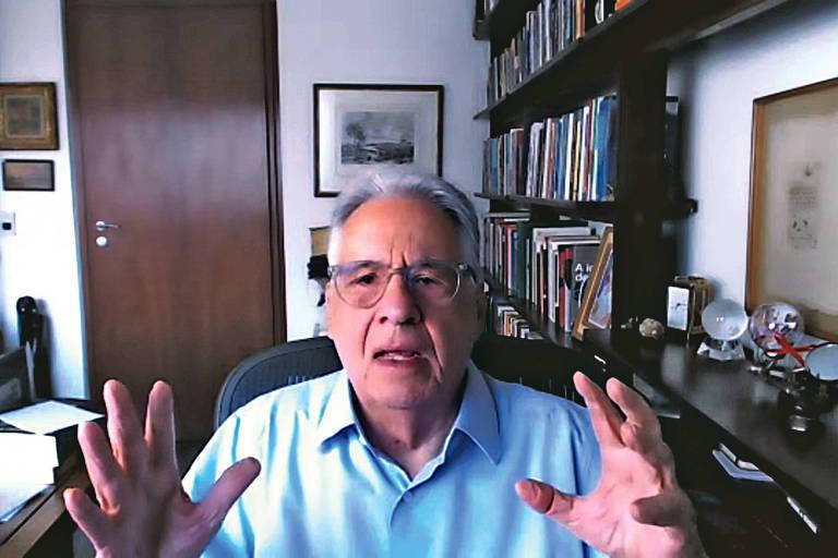 FHC faz 90 anos e assiste a vídeo com exaltação a perfil democrático e homenagens de Doria, Temer e Huck