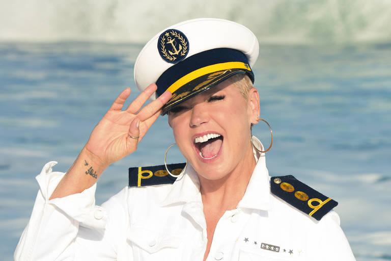 Xuxa anuncia navio temático e comemoração de aniversário com fãs
