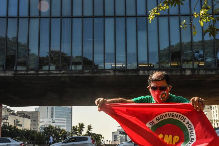 Bolsonaro precisa ser responsabilizado, o povo está perdendo a paciência, diz líder de manifestações