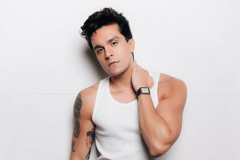 Luan Santana conta que já se encontrou com Juliette: 'Muito gente boa'