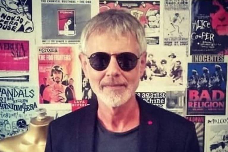 O cantor britânico Ritchie, autor do sucesso 'Menina Veneno'