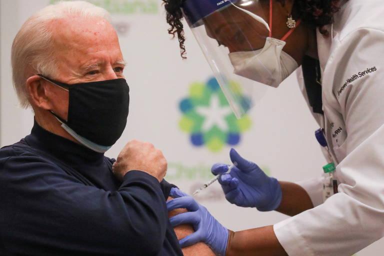Ajuda trilionária do governo Biden e vacinas turbinam retomada dos EUA
