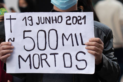 Por que Bolsonaro deixou morrer 500 mil?