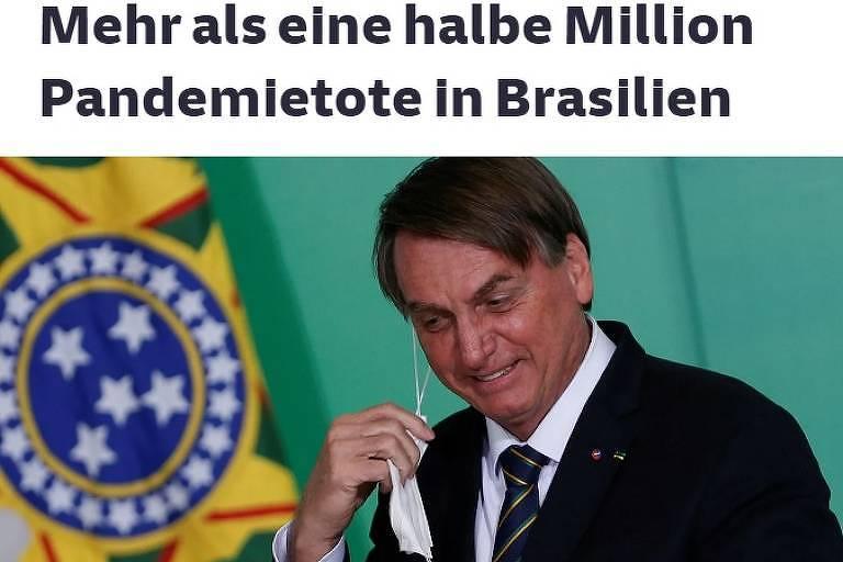 Enquanto Brasil conta meio milhão de mortos, China atinge um bilhão de doses