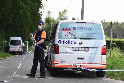 Após caçada de mais de um mês, atirador que ameaçou virologista é achado morto na Bélgica
