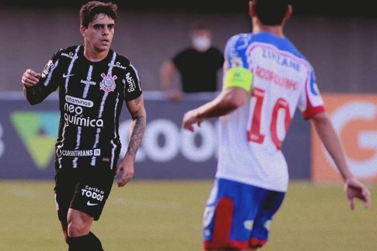 Pressionado, Corinthians tem atuação amarrada e só empata com o Bahia