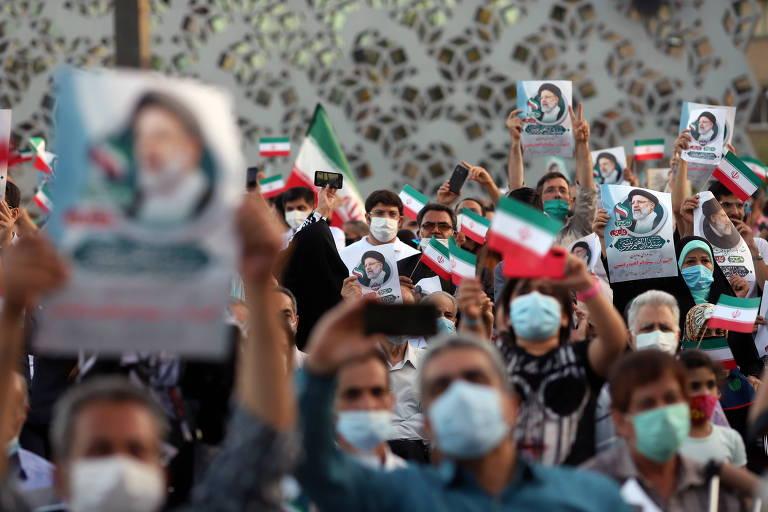 Irã e Venezuela resistiram à política de Trump