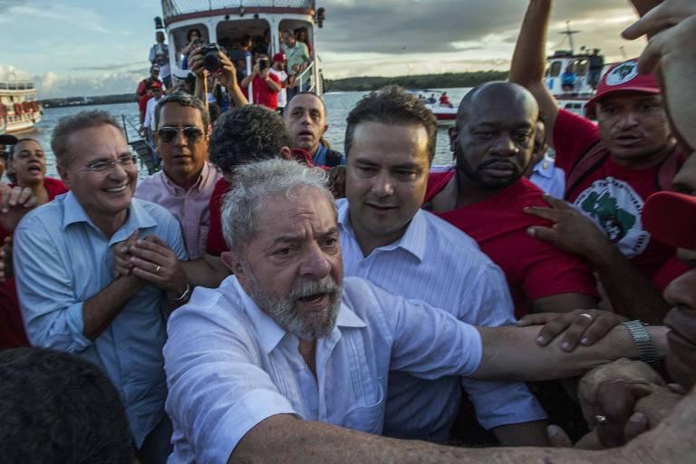 Lula prepara viagem ao Nordeste e mira alianças com MDB e PSB para 2022