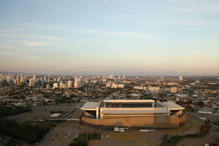 Cepa foi encontrada no Mato Grosso, que hospedou delegações e sediou jogos na Copa América