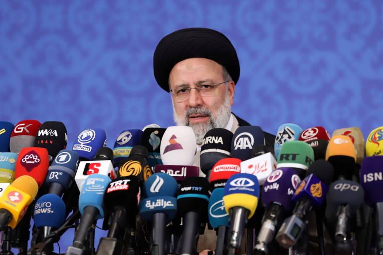 Presidente eleito do Irã descarta reunião com Biden e negociação de pacto nuclear 'por prazer'