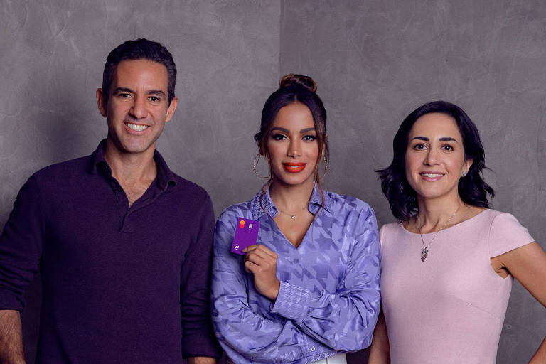 Anitta terá primeira reunião como conselheira do Nubank nesta quarta, em Miami