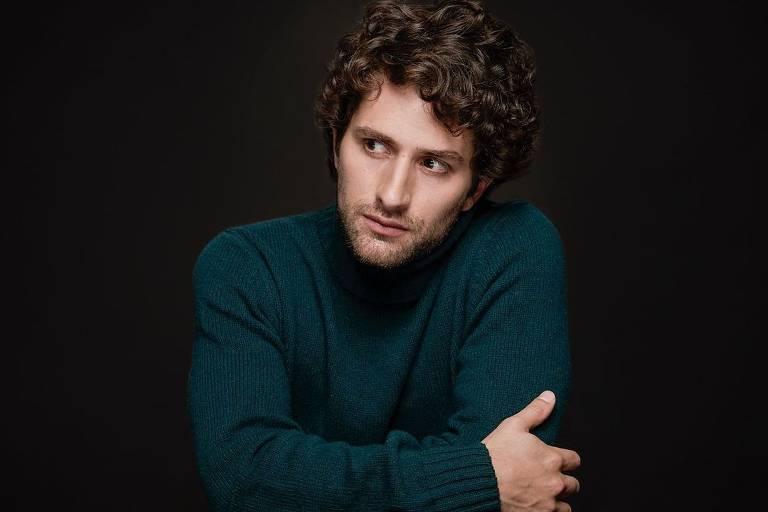 O ator Dario Yazbek Bernal