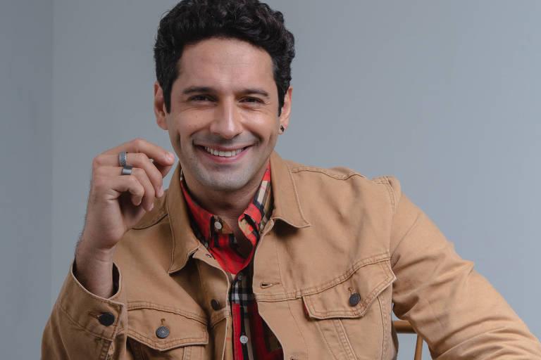 'Salve-se': João Baldasserini diz que Zezinho foi inspirado em Petruchio