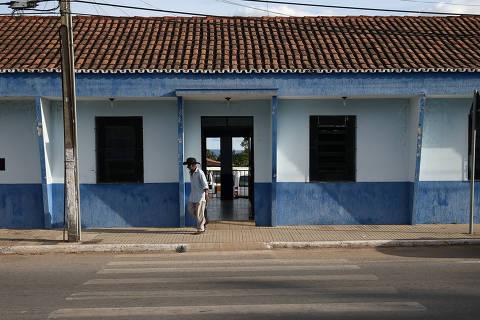 MONTE ALEGRE DE GOIÁS, GO,  BRASIL,  07-06-2021, 12h00: Matéria sobre políticas de combate à desigualdade racial. Exemplo da cidade de Monte Alegre de Goiás, pequeno município com cerca de 8 mil habitantes tem 80% da população descendente de quilombolas e que tem uma diretoria de promoção da igualdade racial, ocupada por uma quilombola. (Foto: Pedro Ladeira/Folhapress, COTIDIANO) ***EXCLUSIVO*** ***ESPECIAL***