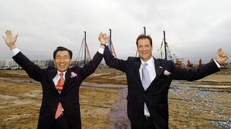 Songdo, a 'cidade do futuro' na Coreia do Sul