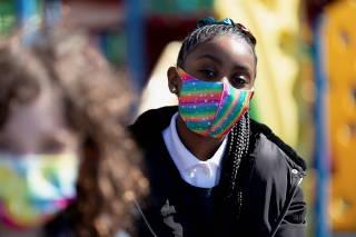 Students return to school in Philadelphia