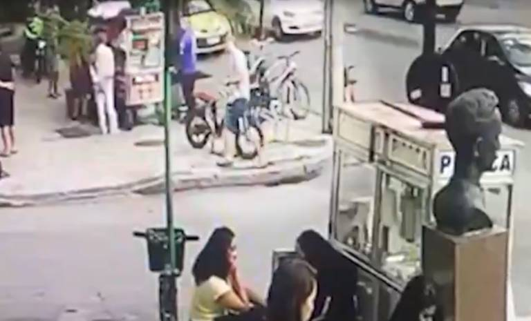 Jovem branco que furtou bicicleta elétrica no Leblon é condenado a regime semiaberto