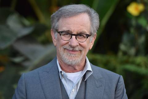 (FILES) In this file photo Executive producer Steven Spielberg attends the premiere of