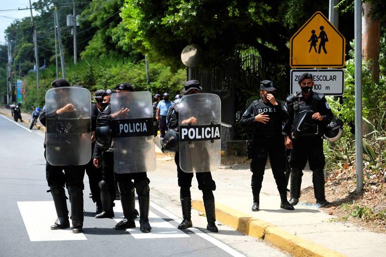 Human Rights Watch pede à ONU sanções à ditadura na Nicarágua por perseguição a opositores