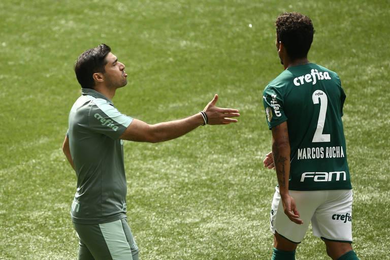 Palmeiras tenta se estabelecer na briga pela liderança do Brasileiro