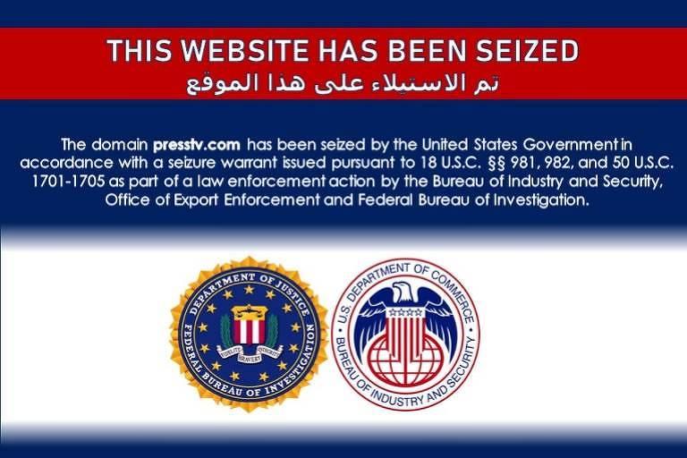 EUA derrubam 'dezenas' de sites do Irã ao Reino Unido, por 'desinformação'