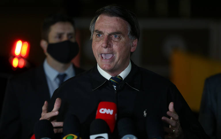 Relembre dias de fúria de Bolsonaro