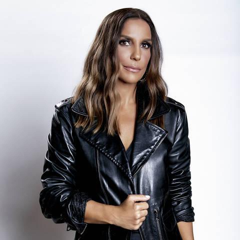 A cantora Ivete Sangalo? - EXCLUSIVO ILUSTRADA. Foto:Divulgação