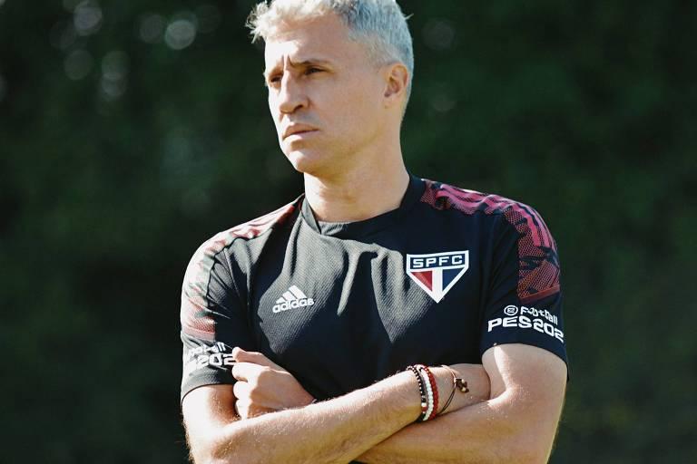 Pressionado por início ruim, São Paulo busca 1ª vitória no Brasileiro