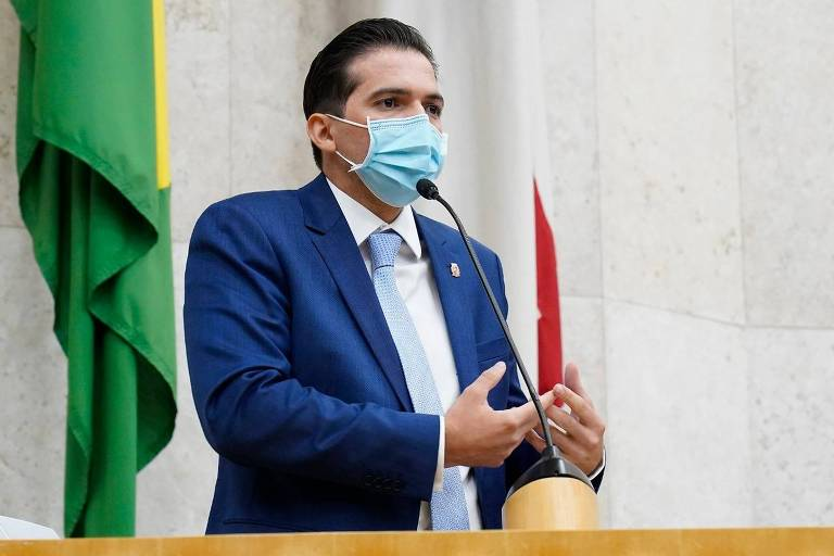 Vereador Rubinho Nunes, que deve ser filiado pelo PSL