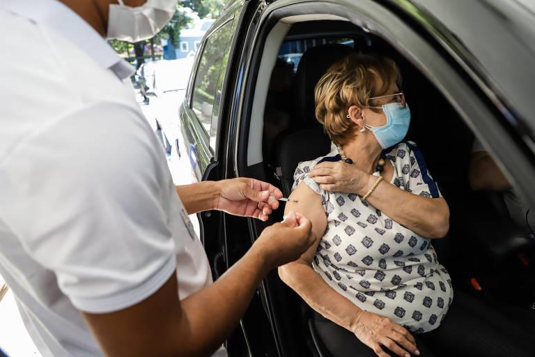 Municípios do ABC conseguem antecipar grupos vacinados