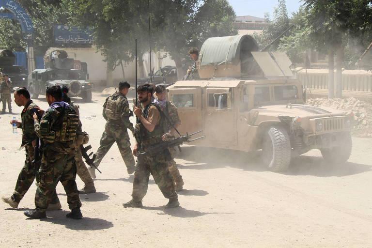 Com saída dos EUA do Afeganistão, Taleban avança e acende alerta de conflito