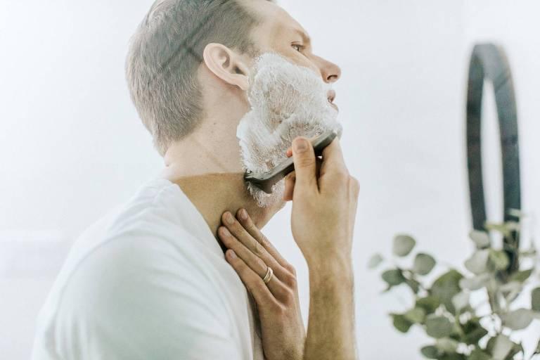 Como se barbear sem irritação